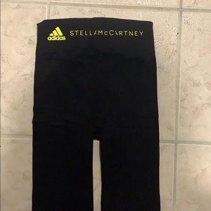 Adidas by Stella McCartney Pants - Adidas by Stella McCartney Warp Knit Tight